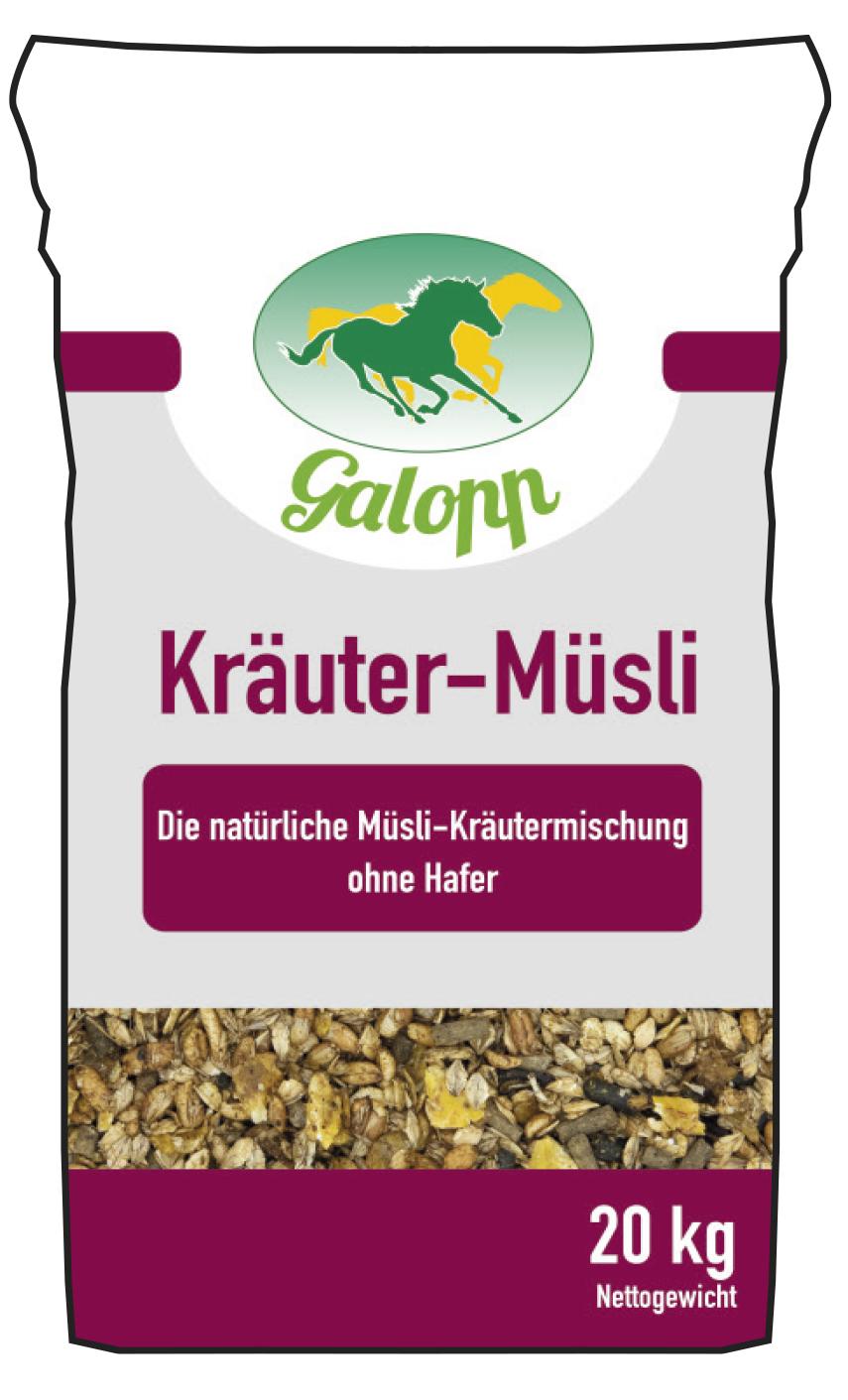 Kräuter-Müsli