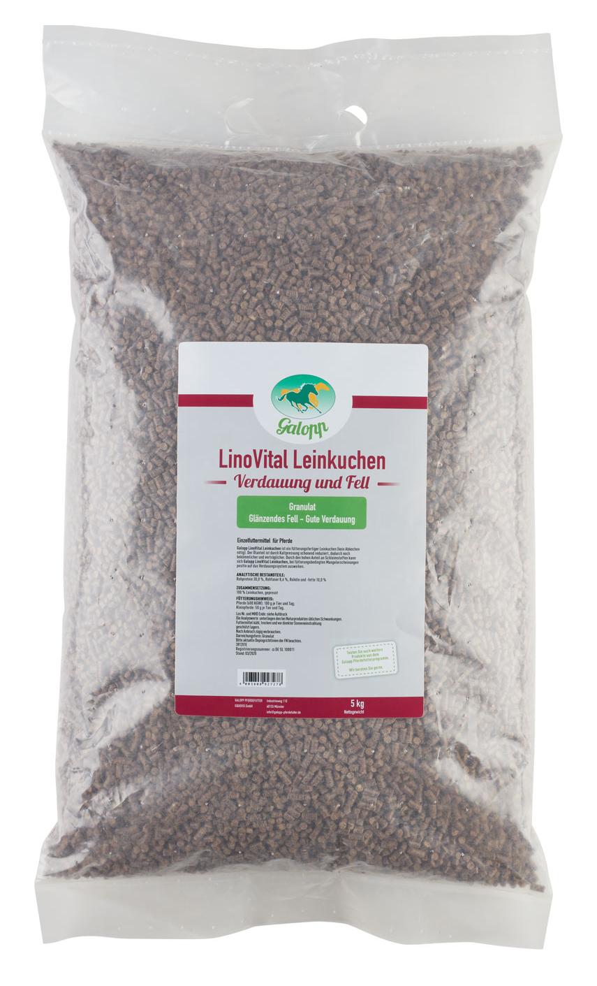 LinoVital Leinkuchen