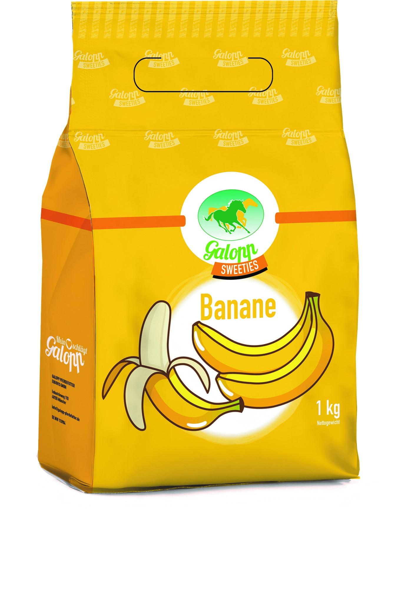 Sweeties Banane